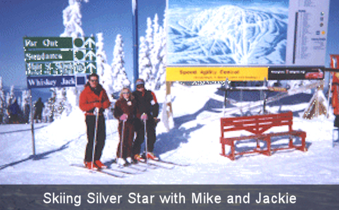 Skiing-Silver-Star
