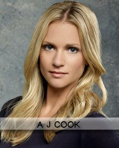 A J Cook