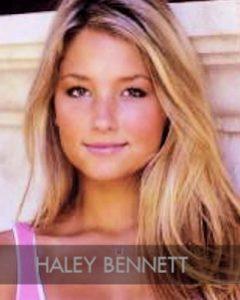 HALEY-BENNETT