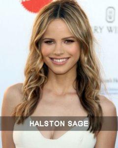 HALSTON-SAGE