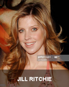 "Jill Ritchie during ""D.E.B.S."" Los Angeles Premiere - Arrivals at ArcLight Hollywood Theatre in Hollywood, California, United States. (Photo by Jon Kopaloff/FilmMagic)"