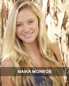 MAIKA-MONROE